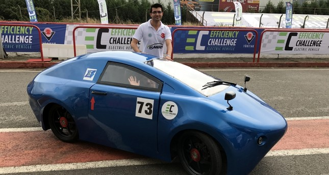 Turkish university students building race cars that run on alternative fuel
