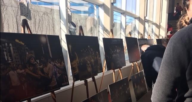 كندا.. افتتاح معرض صور للمحاولة الانقلابية الفاشلة في تركيا