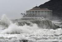 Japan braces for tropical storm Krosa