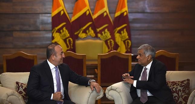 Türkischer Außenminister besucht Sri Lanka