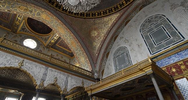 Topkapı Palace in Istanbul (Sabah File Photo)
