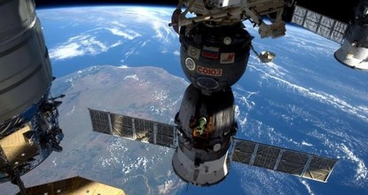 pTwo astronauts will venture outside the International Space Station as early as Tuesday for an emergency space walk to replace a failed computer, one of two that control major U.S. systems aboard...