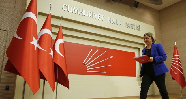 """CHP spokesperson Selin Sayek Böke said, """"We will apply to the ECtHR in the coming days,"""" during the party's executive meeting in Ankara on Wednesday."""