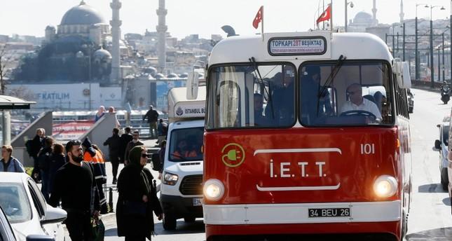 النقل العام في إسطنبول مجاني في 19 مايو وخلال أيام عيد الفطر