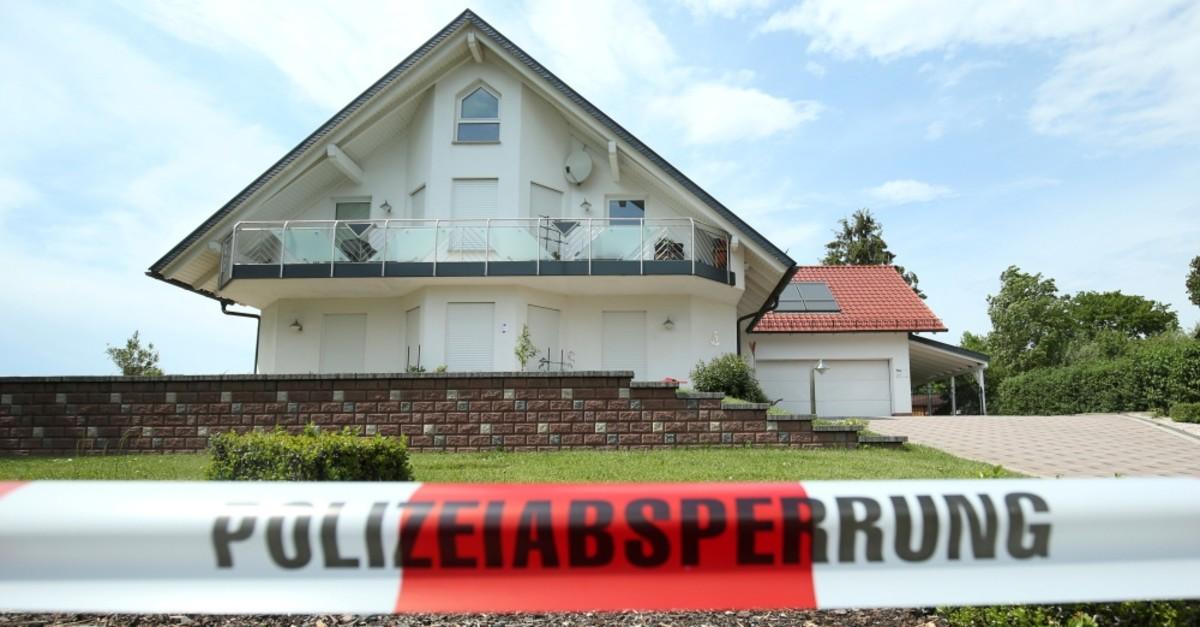 The house of District President of Kassel Walter Lu00fcbcke, who was found dead in Wolfhagen-Istha near Kassel, June 3, 2019.