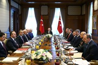 President Erdoğan chairs top defense industry body for first time