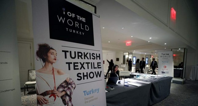 The fair was attended by 32 Turkish companies. AA Photo