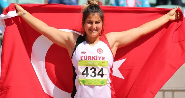 On the in-field, 20-year-old Eda Tuğsuz holds the world-lead in the women's javelin with 67.21 meters.