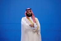 ولي العهد السعودي محمد بن سلمان رويترز