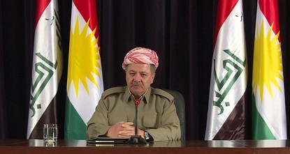 pThe northern Iraq's Kurdistan Regional Government (KRG) leader Masoud Barzani said Sunday that the controversial referendum scheduled for Sept. 25 will be held as planned despite calls from...