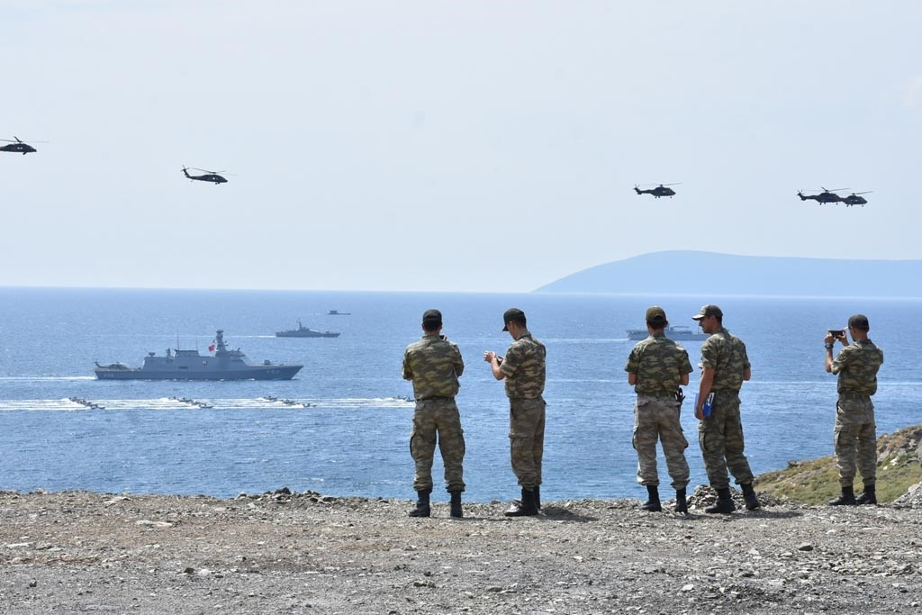 Efes 2018 defense exhibition showcases Turkey's domestic arsenal