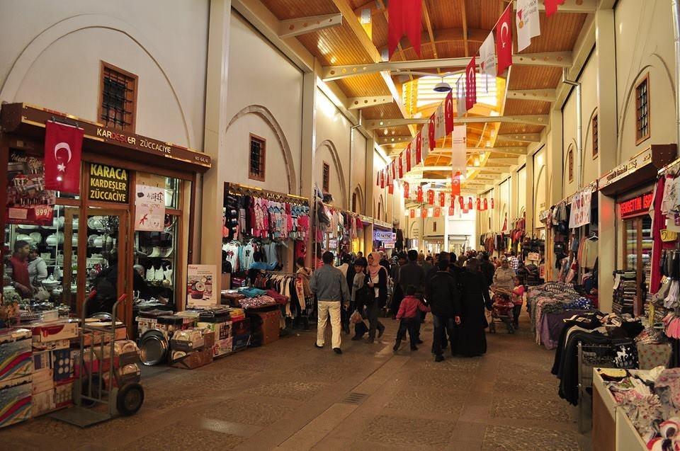 8-Maraş Bazaar