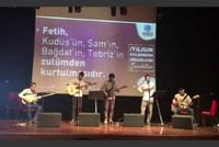 من حلب إلى إسطنبول.. الفنان التركي والسوري يتعانقان في أمسية موسيقية