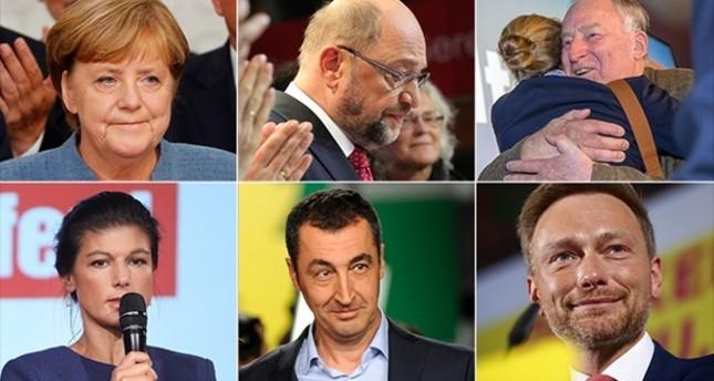 Rekordverlust für CDU und SPD - AfD wird Dritter