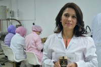 Food engineer becomes entrepreneur with propolis she developed for her son