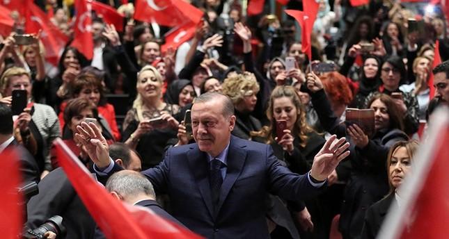 أردوغان: سيدفع الثمن كل من يستهدف استقرارنا في هذا البلد