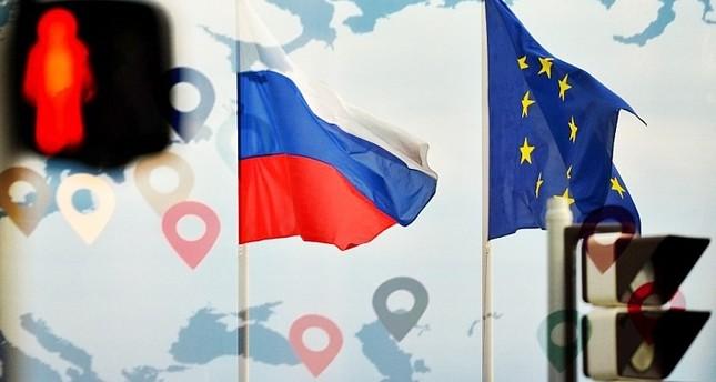 بسبب أزمة أوكرانيا.. الاتحاد الأوروبي يمدد العقوبات الاقتصادية على روسيا