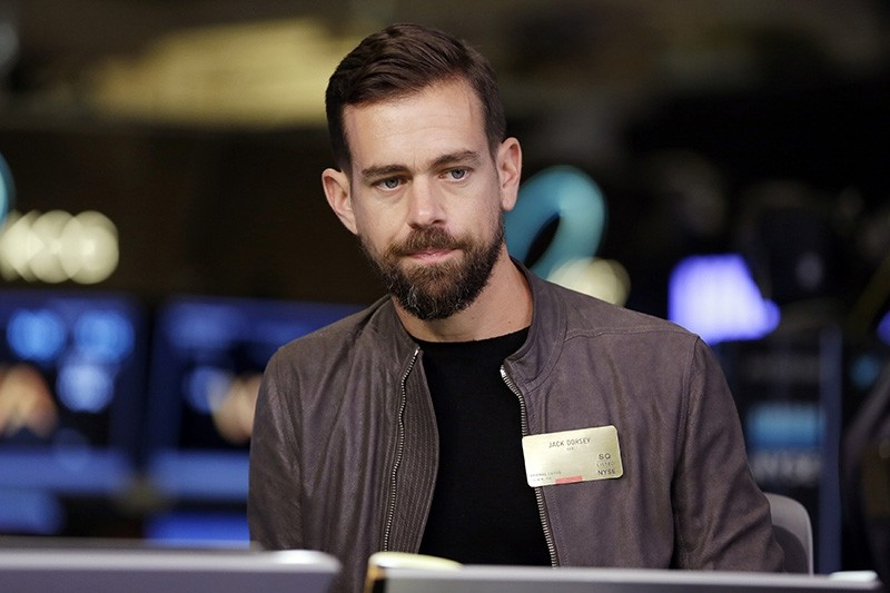 Twitter CEO Jack Dorsey (AP Photo)