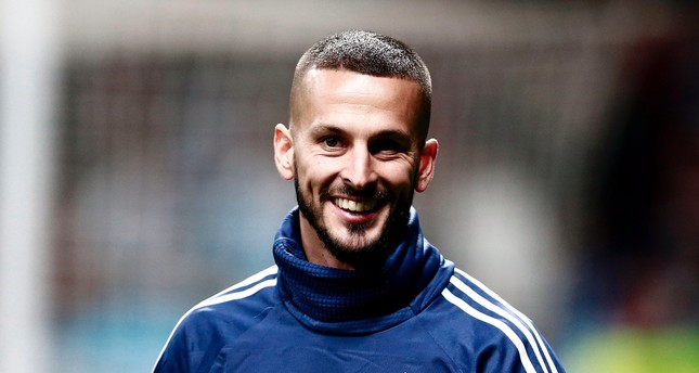 Dario Benedetto of Marseille