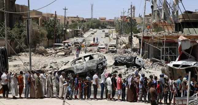 الحكومة العراقية تقر بارتكاب قوات الأمن انتهاكات جسيمة في الموصل