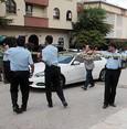 Polizei verhindert Einbruch in israelische Botschaft