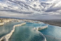 Pamukkale: A unique harmonisation of nature and history