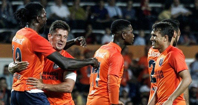 Istanbul's Başakşehir beat Club Brugge 2-0, advance to playoffs in Champions League