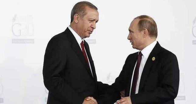 الرئاسة التركية: رسالة أردوغان لم تتضمن اعتذاراً لروسيا