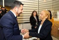 Brazilian woman chooses to celebrate 113th birthday in Turkey's Cappadocia