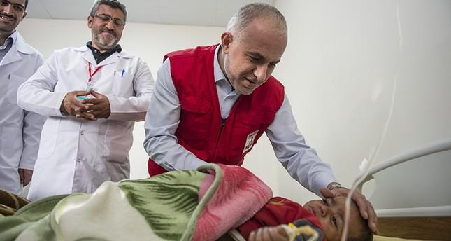 تركيا عالجت 16 ألف سوري في مستشفى جرابلس في ريف حلب