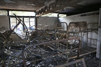Kenya's education minister said on Monday that arson was to blame for a weekend fire that killed nine pupils at a girls' boarding school and that there had been similar attacks on other schools...