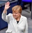Merkel zum vierten Mal zur Bundeskanzlerin gewählt