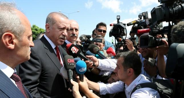 أردوغان رداً على التهديدات الأمريكية: لا يمكنهم إخضاع هذه الأمة إطلاقاً