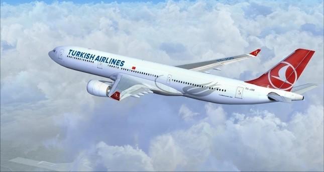 2,34 مليون مسافر استقلوا الخطوط الجوية التركية خلال عطلة عيد الأضحى