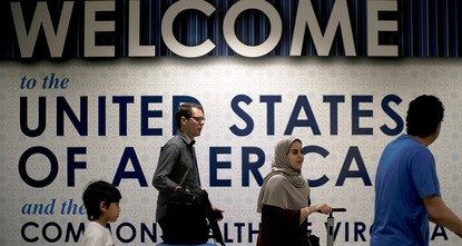 pPresident Donald Trump is expected to announce new restrictions on travel to the United States as his ban on visitors from six Muslim-majority countries expires Sunday, 90 days after it went into...