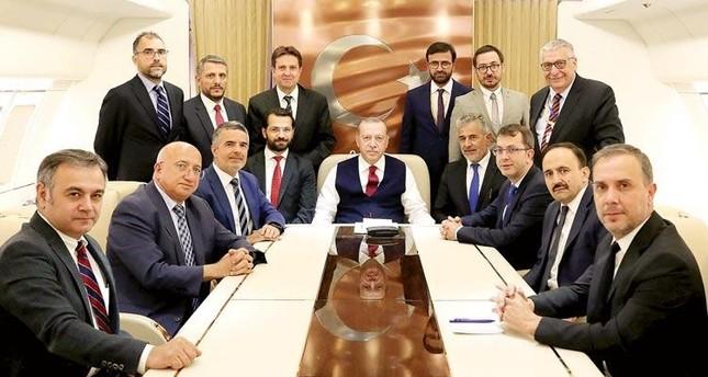 أردوغان يكشف تفاصيل جديدة عن مجريات قمة طهران