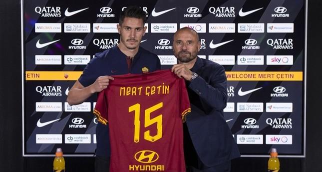 Turkish defender Mert Çetin joins AS Roma from Gençlerbirliği for €3M