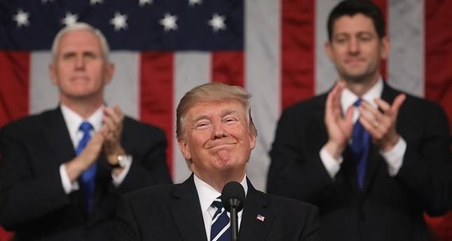 ترامب يتعهد بتقليص الهجرة وتجديد الروح الأمريكية وبناء تحالفات جديدة