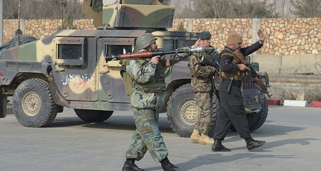 Daesh stages hourslong attack on Kabul intel center