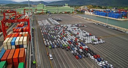 Turkish automotive industry sets export record before year-end