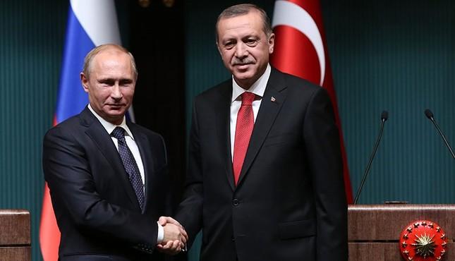 Syria, northern Iraq expected to top agenda of Erdoğan, Putin meeting