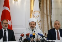 Germany's allegations on Turkish clerics baseless, says Diyanet head Görmez