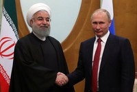 Iranian-Russian relations in post-war settlement of Syria: Still partners or rivals?