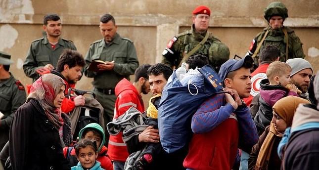 بدء عمليات الإجلاء من حمص.. والهلال الأحمر يستعد لاستقبال النازحين في جرابلس