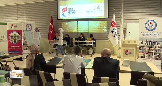 تعددت الأهداف والنتيجة واحدة.. إقبال كثيف للجاليات العربية على تعلم التركية