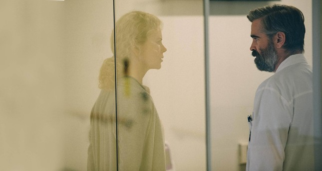 """Still from the film """"The Killing of a Sacred Deer."""""""