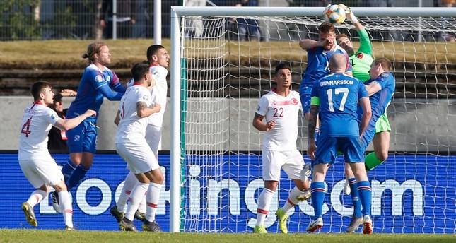 آيسلندا تهزم تركيا 2-1 بتصفيات يورو 2020