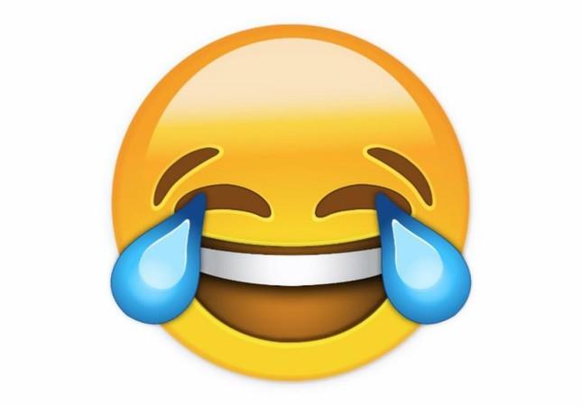 Happy World Emoji Day! Tears of joy most popular emoji