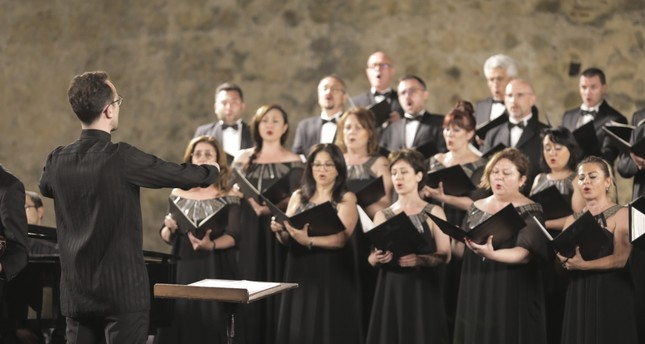 "Classics such as Mozart's ""Requiem"" and Beethoven's 9th Symphony, as well as Beethoven's ""Choral Fantasy,"" will be played by the State Polyphonic Orchestra on various stages."