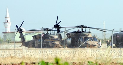 Turkey, US hold 6th joint air patrol over Syria